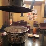つる牛 - 炭火焼き