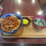 つべつ西洋軒 - バラ豚丼3