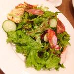 サポセントゥ ディ アキ - 前菜