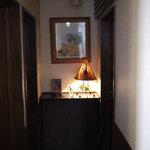 らーめん恵岳房 - 結構清潔感がありました。
