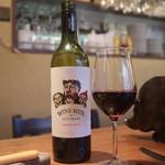 ビストロ ハッチ - ワイン・メン・オブ・ゴッサム オーストラリア