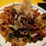 関谷スパゲティ - みそミート