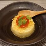 禅紫 - 15.07 「禅」のトウモロコシの豆腐