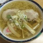 麺龍 - ラーメン¥583位?