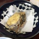 地魚・地酒 月齢 - 天ぷら※数点食べた後