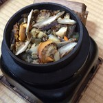 地魚・地酒 月齢 - 海鮮釜飯