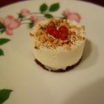 シャテール - レアチーズケーキ