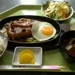 39627087 - ハンバーグ定食