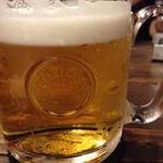 ムサシノバル - 可愛いbeerグラス。