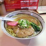 北京麺人 - 料理写真:塩ラーメン(750円)