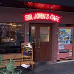 サージョンズカフェ イタリアーノヨコハマ - この店構え、気になる… 中華街からスパゲッティへ方向転換(^-^)