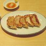 Fukutoku - 餃子 350円