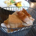 AMERI - 料理 セットのパン