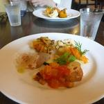 AMERI - 料理 ランチセットの前菜10種