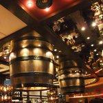 GLASS DANCE - 天井の樽