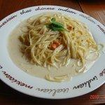 王様のレストラン - バフンウニのクリームパスタ