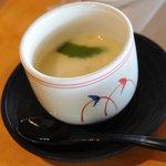 和食茶房 風の彩 - 茶碗蒸