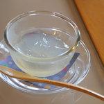和食茶房 風の彩 - 水菓子