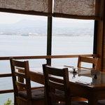 和食茶房 風の彩 - 大村湾を望む