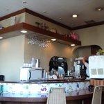 レストランハウスピーノ - 洒落た作りの店内