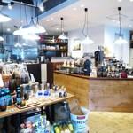 メロウ ブラウン コーヒー - 店内3