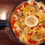 ダイナー - トマトスパゲティグラタン