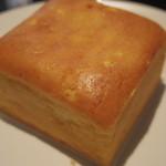 エニスモアガーデン - チーズのパウンドケーキ
