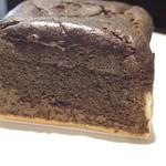 エニスモアガーデン - セサミのパウンドケーキ