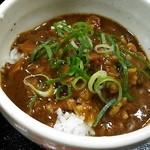 39631604 - 平日20食限定冷麺&カレー丼セット(950円)