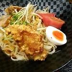 39631605 - 平日20食限定冷麺&カレー丼セット(950円)