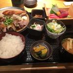 魚と創作料理 だん - レディースセット1280円