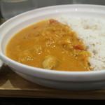 39632490 - 玉葱と鶏肉のカレー