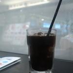 39632497 - セットのアイスコーヒー
