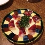 鉄板焼とワイン×日本酒 COCOLO - 生ハム