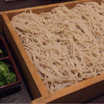 居酒屋 和さび - 〆の蕎麦