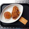 ラ・セゾン - 料理写真:マンゴークリームパンと揚げカレーパン