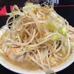 けんしん - 特製らーめん+野菜+ニンニク