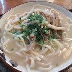 五升庵 - 料理写真:八重山そば