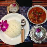 タイ料理 フレンド - menu:タイ カレー