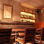ノスタルジーテーブル - ランチの雰囲気