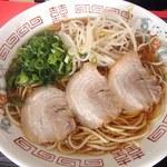 みかんのいえ - ラーメン(600円)