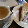 パスタネット - 料理写真:ケーキセット550円+税