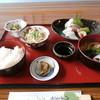 草枕温泉てんすい - 料理写真:刺身定食 \1650
