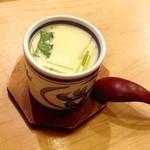 39642080 - 茶碗蒸し(トウモロコシ入り)