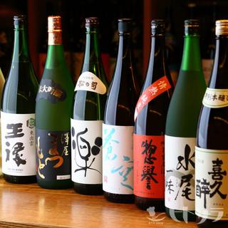 今、おすすめの日本酒