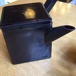 打心蕎庵 - 蕎麦湯の器