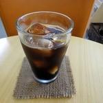 ホソミー ファクトリー - アイスコーヒー