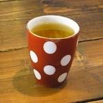 喫茶コマドリ - ハーブティー