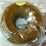 パティスリーコリウール - 焼きドーナッツ(抹茶)