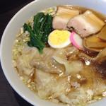 39649669 - ワンタン麺